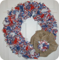 Patriotic Punch Fabric