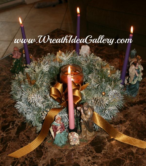 #advent wreath