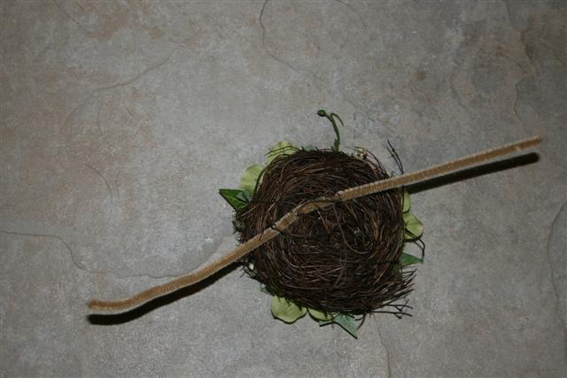 Easter Wreath Nest