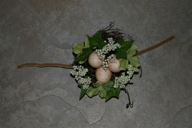 Easter Wreath Nest