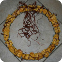 Corn Cob Wreath