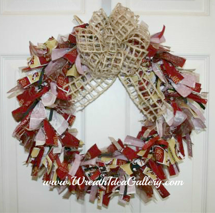 FSU Rag Wreath