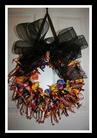 Edible Wreaths
