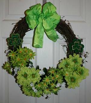 #St Patrick's Day Weath